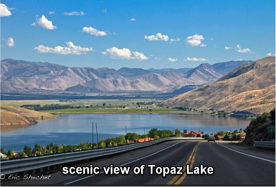 27 Acre Vacant land with road frontage near Lake Topaz