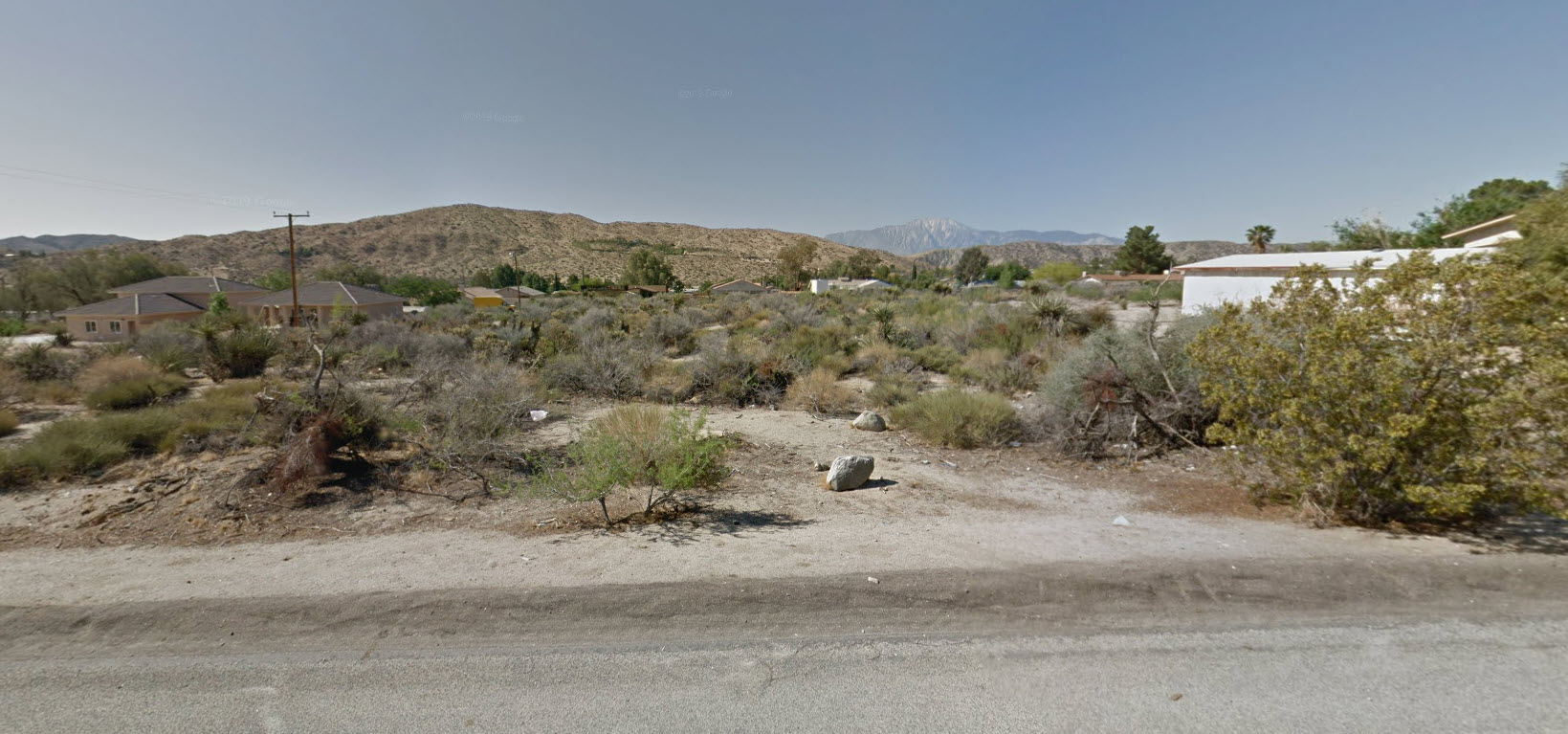 1.25 Acre Morongo Valley Vacant Lot Vacant Land 20 Minutes Away From Morongo Casino