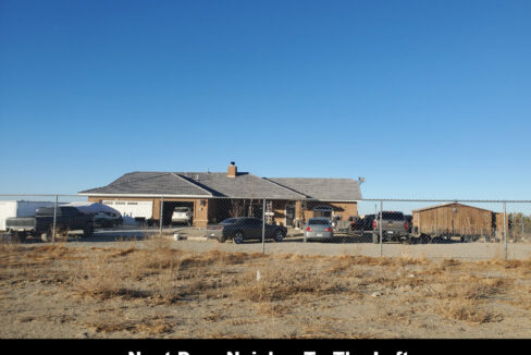 Pinon Hills Vacant Land For Sale Next Door Neighbor