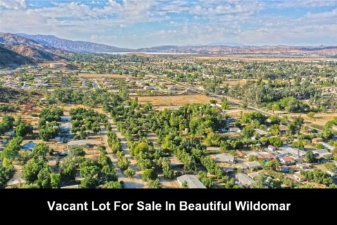 Wildomar Vacant Lot For Sale