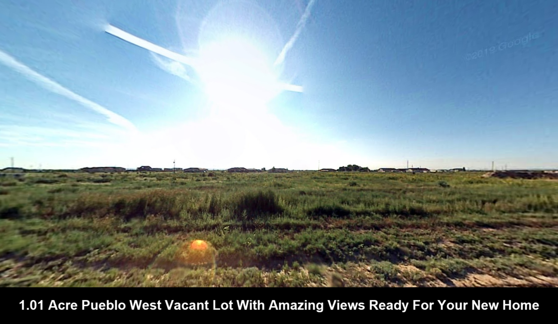 Pueblo West Vacant Land For Sale
