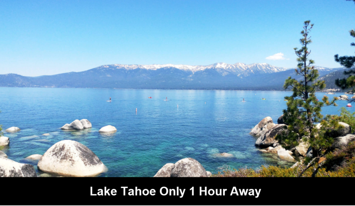 Lake Tahoe One Hour Away Picture