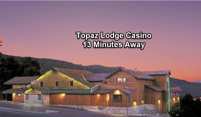 Lake Topaz Lodge Casino 13 min