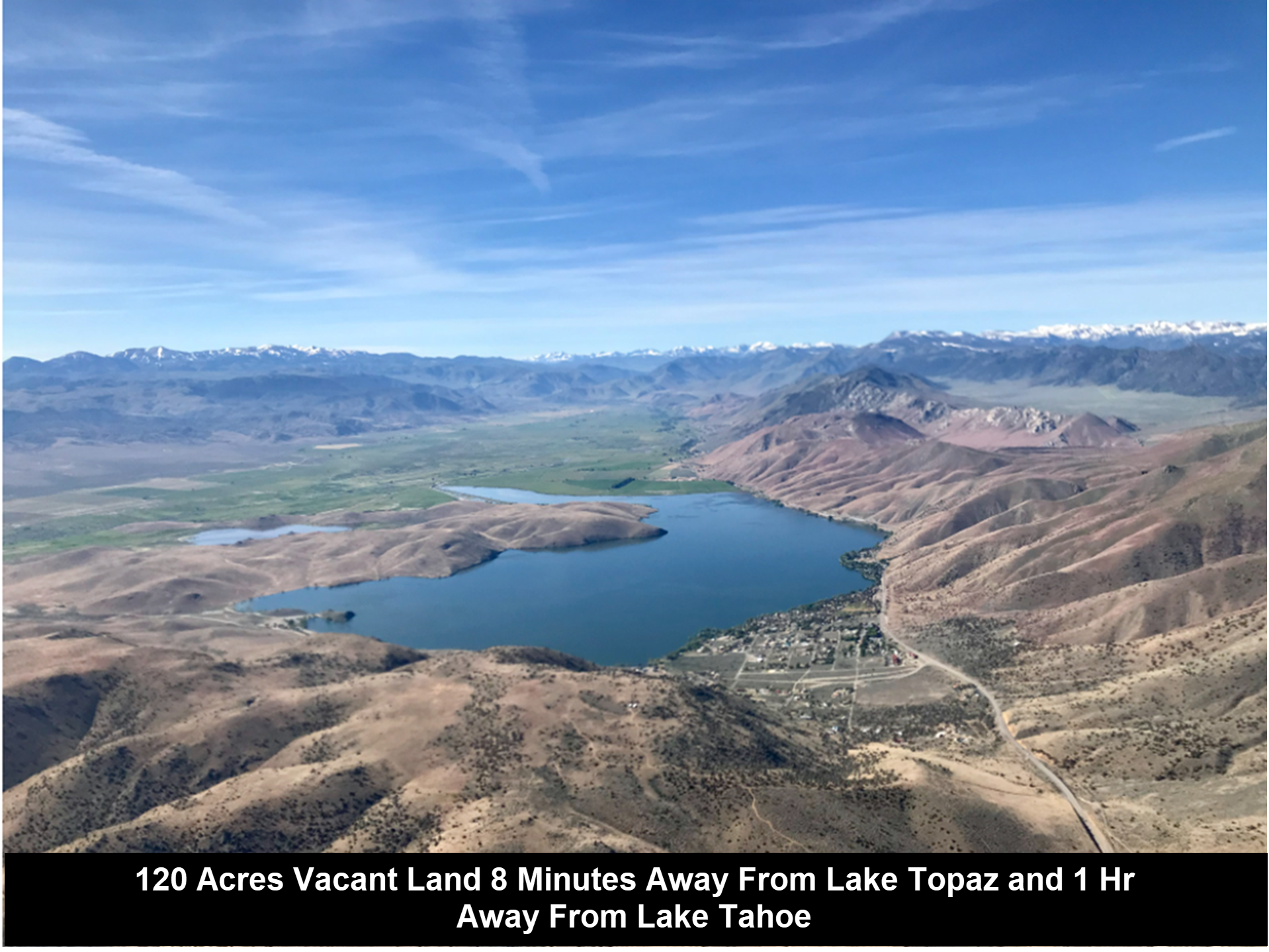 120 Acres Vacant Lot 8 Minutes Away From Lake Topaz And 13 Minutes To Casino Lodge